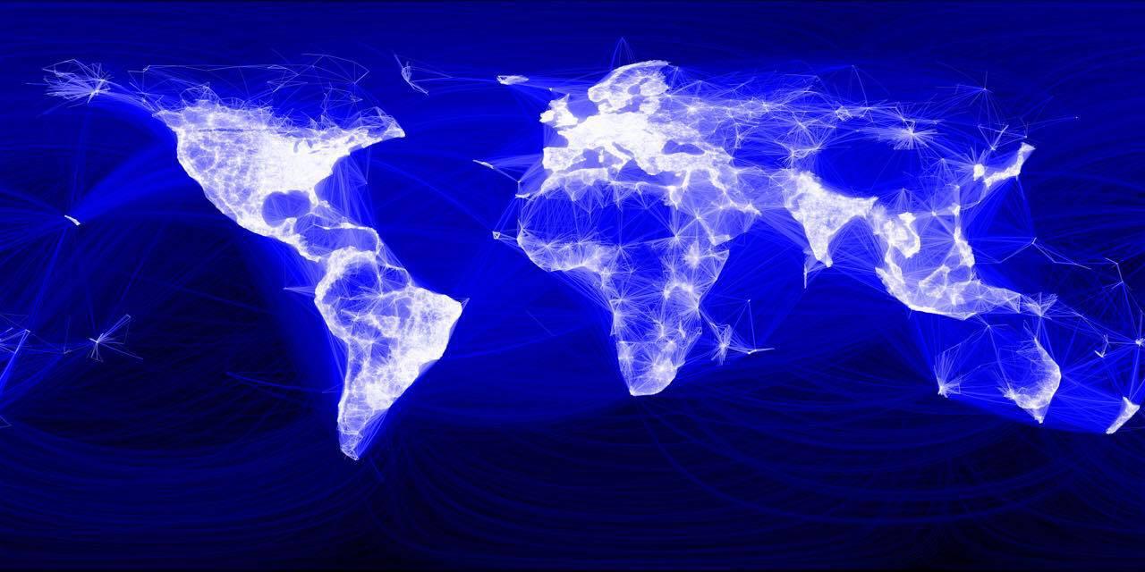 Facebook wereld - 2 miljard gebruikers